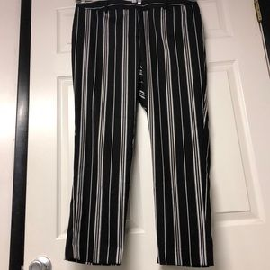 Vince Camuto striped Dress pants
